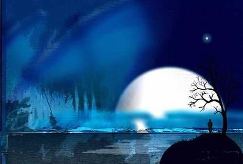 凉山的蓝月亮——阿果