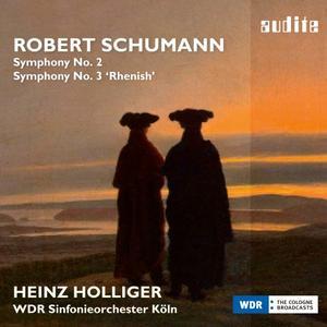 Schumann: Symphony No. 2 & Symphony No. 3 'Rhenish'