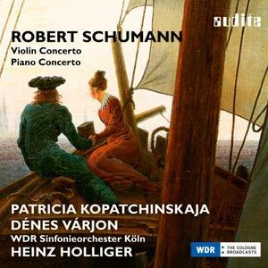 Schumann: Violin Concerto & Piano Concerto