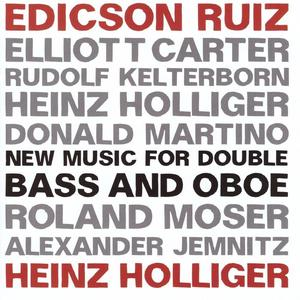 New Music for Double Bass and Oboe