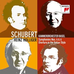 Schubert: Symphonies Nos. 4 & 6
