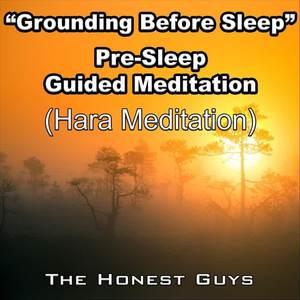 Grounding Before Sleep - Pre-Sleep Guided Meditation (Hara Meditation)