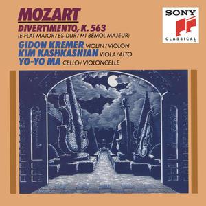 Mozart: Divertimento, K.563