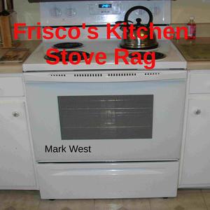 Frisco's Kitchen Stove Rag