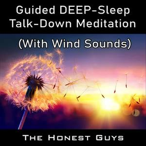 Guided Deep-Sleep Talk-Down Meditation (With Wind Sounds)