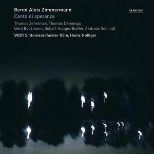 Zimmermann: Canto Di Speranza