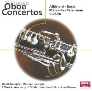 Virtuoso Oboe Concertos