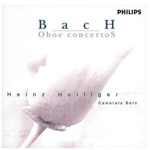 Bach, J.S. / Bach, C.P.E.: Oboe Concertos