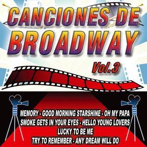 Broadway's  Songs Vol. 3