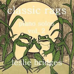 Classic Rags Piano Solos, Vol. 2
