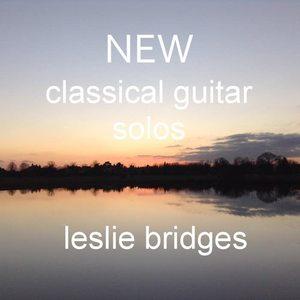 New Classical Guitar Solos