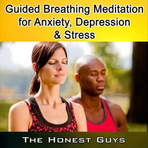 Guided Breathing Meditation for Anxiety, Depression & Stress