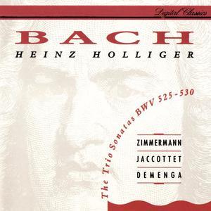 Bach, J.S.: 6 Trio Sonatas BWV 525-530