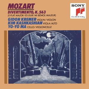Mozart: Divertimento K. 563