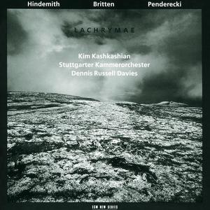 Lachrymae-Hindemith,Britten,Penderecki